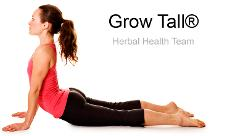 Grow Taller stretching exercises